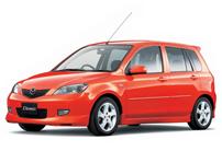 Тюнинг Mazda 2 2003-2007