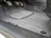 Коврики в салон Audi A6 C4 (1994-1997) (Vorsan) Текстильные серые КАЧЕСТВО!
