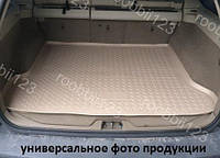 КОВРИК В БАГАЖНИК Porsche Cayenne (2003-2010) (полиуретан) (Nor-plast) бежевый