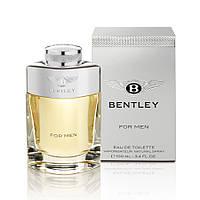 Bentley Bentley for Men туалетная вода 100 ml. (Бентли Бентли Фор Мен)