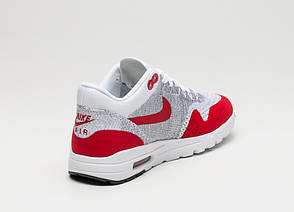 "Кроссовки Nike Air Max 87 Ultra Flyknit ""White/Red/Grey"", фото 2"