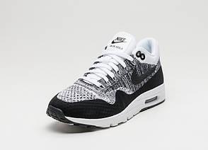 "Кроссовки Nike Air Max 87 Ultra Flyknit ""White/Black"", фото 2"