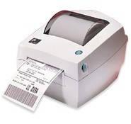 Термопринтер штрихкодов, принтер этикеток Zebra LP 2844  4''