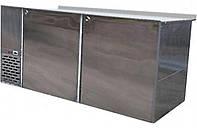 Стіл холодильний АЙСТЕРМО СО-0.8 з нержавіючої сталі (Україна)
