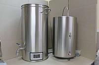 Мини пивоварня для дома Bulldog Brewer, 25л, дисплей, нержавейка, 2,5кВт, Британия