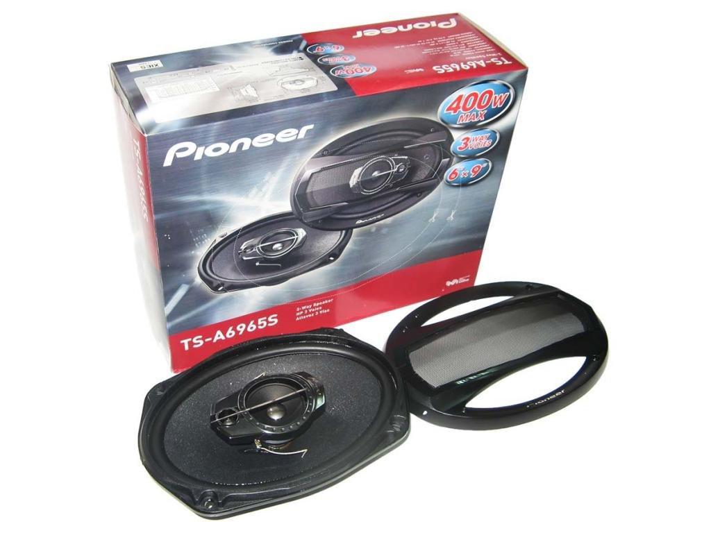 Колонки динамики акустика Pioneer TS-A6965S на для в авто машину