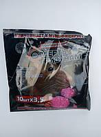 Смерть грызунам восковые таблетки 10шт красные Агромакси, фото 1