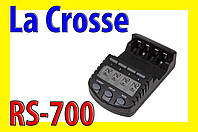 Зарядное устройство La Crosse RS-700 аккумулятор, фото 1