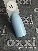 Гель-лак OXXI Professional №026, 8 мл