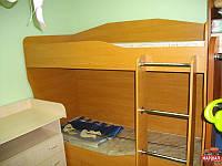 Кровать детская 2-х ярусная Валентина, ДСП