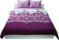 Комплект постельного белья Руно сатин 40-0723 Violet полуторный