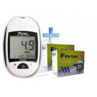 Акционный набор Глюкометр Finetest auto-coding Premium (Файнтест Премиум) + 100 тест-полосок
