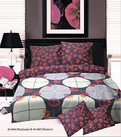 Комплект постельного белья Руно сатин 40-0684 blue полуторный