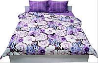 Комплект постельного белья Руно сатин 20-1314 Violet полуторный