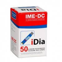 Диагностические тест-полоски IME-DC IDIA, 50 шт.