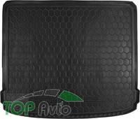Avto Gumm Резиновый коврик в багажник NISSAN X-Trail 2007- (без органайзер.)