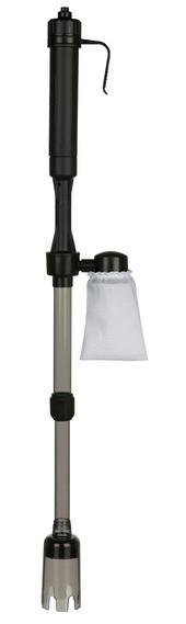 Пылесос на батарейках для чистки дна аквариума без слива воды*