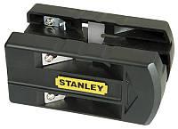 Триммер для обработки кромок ламинированных материалов (регулировки от 12.7 мм до 25,4 мм)  STANLEY