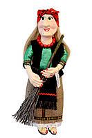 """Кукла-оберег """"Баба-Яга"""", хранительница уюта в семье"""