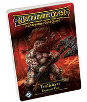 Вархаммер Квест. Карточная игра Убийца троллей (Warhammer Quest: Adventure Card Game Trollslayer Expansion)