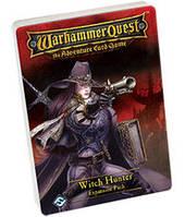 Вархаммер Квест. Карточная игра Охотник на ведьм (Warhammer Quest: Adventure Card Game Witch Hunter Expansion)