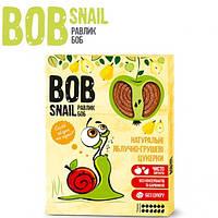 Натуральные конфеты Bob Snail Яблоко-груша, 120 г
