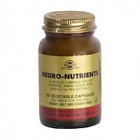 Нейронутриентс (Neuro-Nutrients) Солгар №30