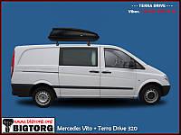 АвтобоксTerra drive 320 чорний для Mercedes Vito