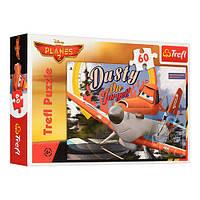 Пазлы 17253 (20шт) Trefl, Disney, Planes 2, Пылюк, к цели!, 60дет,
