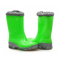 Резиновые сапоги Muflon FLUO 23-492 (зеленые)
