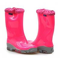 Резиновые сапоги Muflon FLUO 23-492 (розовые)