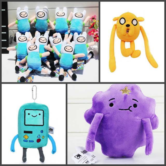 Игрушки Время Приключений Adventure Time
