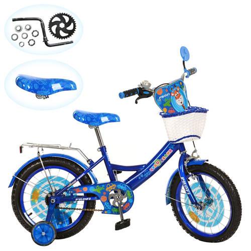 Велосипед ЧУДО ОСТРОВ детский 16д. LE-2-01