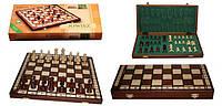 Шахматы коричневые 2015 Jowisz (Джовиш)