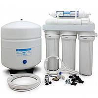 Настройка системы водоочистки
