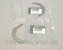 Опорный вкладыш коленчатого вала (полумесяцы) 2.80 на Renault Kangoo 2001->2008  Renault (оригинал) 7701473149