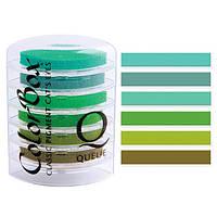 Набор для штампинга ColorBox Cats Eye classic pigment - 6 шт