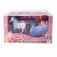 Карета с лошадью 8603