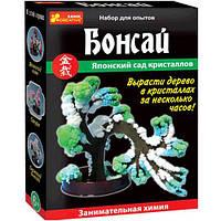 """Японський сад кристалів """" Бонсай"""" 15138001Р"""