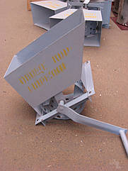 Корморезка ручная барабанная для измельчения кормов