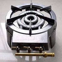Газовая чугунная плита SARRA на 3 контура. 6 квт, фото 1