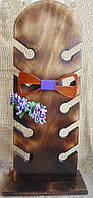 Подставка для бабочек галстуков заготовка для декора и декупажа