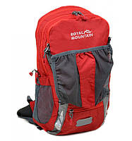 Рюкзак Туристический нейлон Royal Mountain 8328 red, рюкзак на охоту, рюкзак на рыбалку