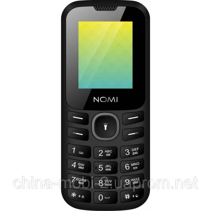 Телефон Nomi i184 Black-gray ' '