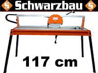 Станок для резки плитки керамогранита Schwarzbau TSW230d