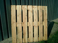 Поддон деревянный вторичный 1200х1200
