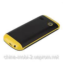 Телефон Nomi i184 Black-yellow ' ' ', фото 2