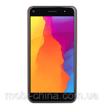 Смартфон Nomi i5030 EVO X 16GB Gold , фото 2