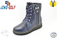 Детская обувь оптом.Зимние сапоги для девочек от ТМ.Jong Golf(LadaBB) разм (с 32-по 37)
