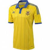 Оригинальная одежда сборной Украины по футболу